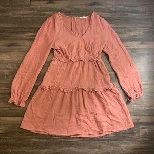 Le Lis Pink Dress